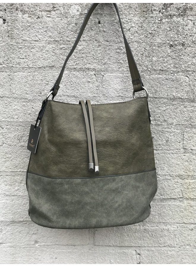Mandoline tas bag in bag , groen