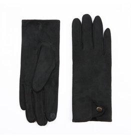 Overige Handschoenen dames, zwart