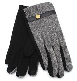 Overige Handschoenen unisex, grijs