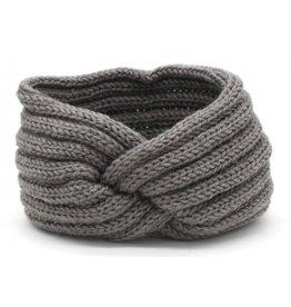 Overige haarband / oorwarmers, grijs