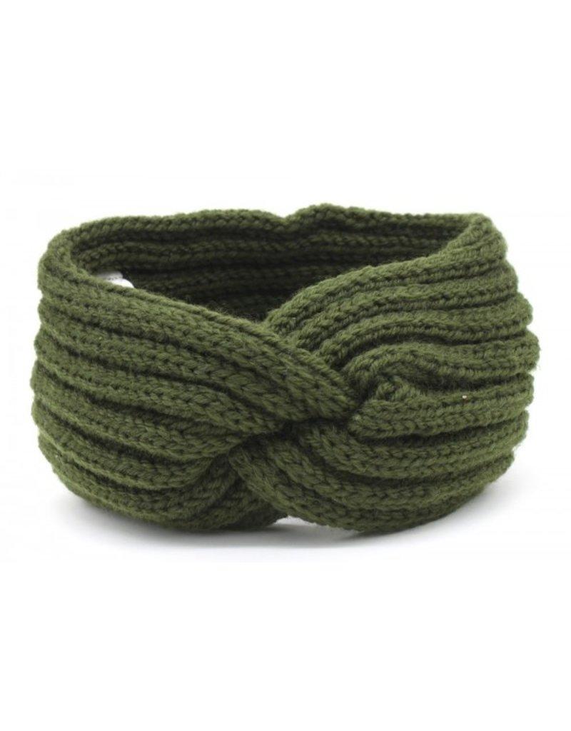 Overige oorwarmers / haarband, groen