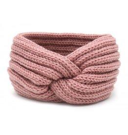 Overige oorwarmers / haarband, oud roze