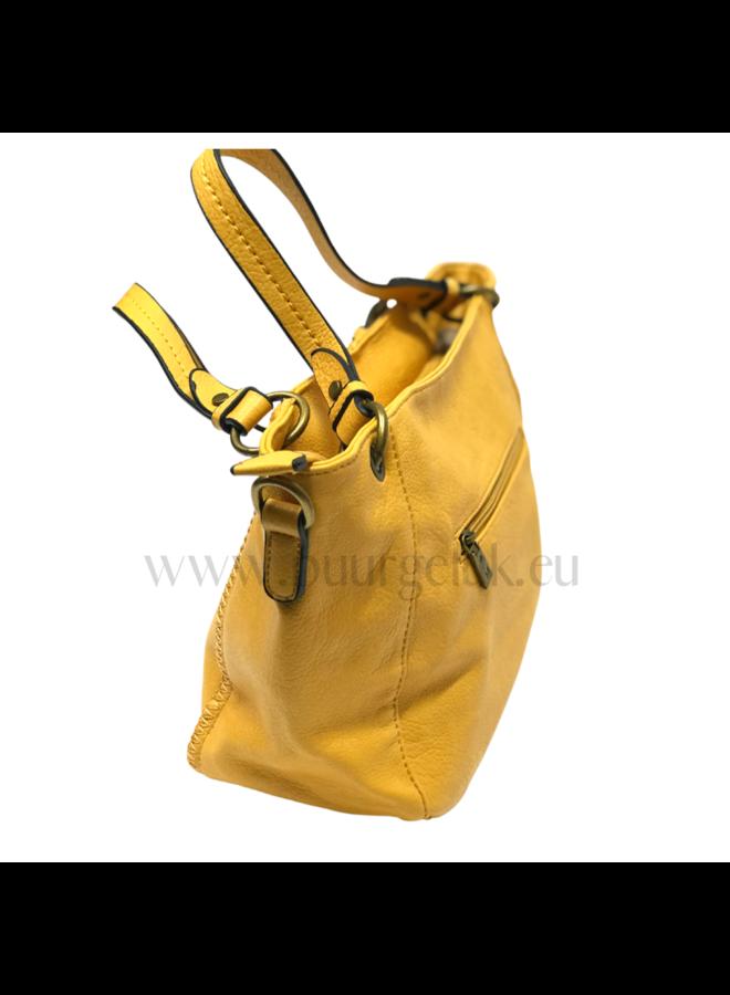 Mandoline tas , geel