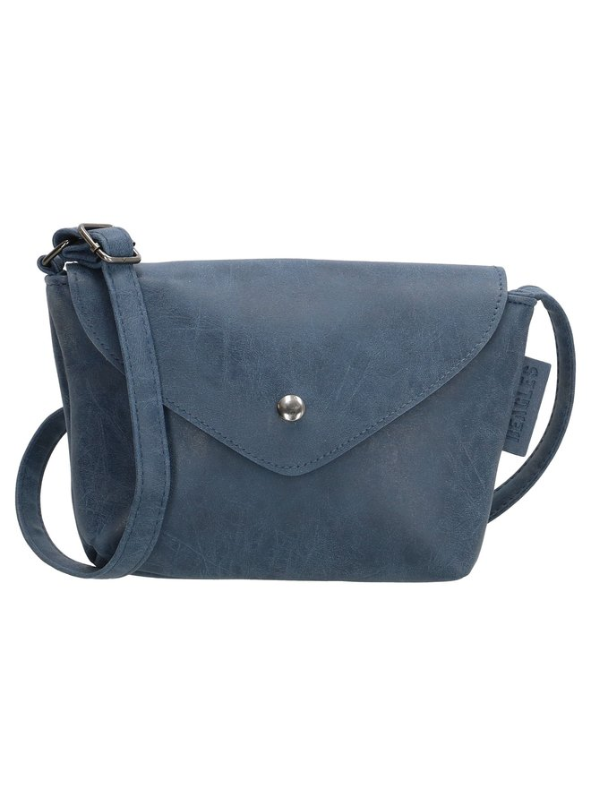 Blauw Beagles schoudertasje overslag