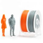 Eumakers PLA Pair Orange and Grey