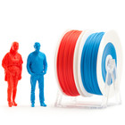Eumakers PLA Pair Red and Blue