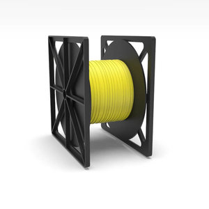 Recreus Filaflex Filament (82A) Yellow 1.75 mm / 2.85 mm