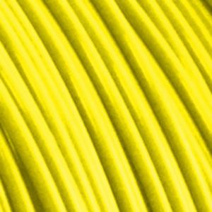 Fiberlogy ABS Filament Yellow. Diameter 1.75 mm
