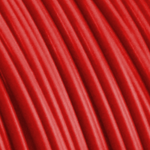 Fiberlogy ABS Filament Red. Diameter 1.75 mm