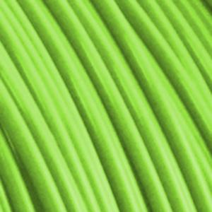 Fiberlogy ABS Filament Light Green. Diameter 2.85 mm