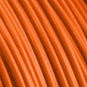 Fiberlogy HD PLA Filament Orange. Diameter 1.75 mm