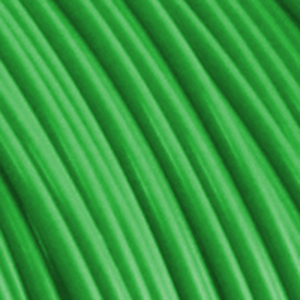 Fiberlogy HD PLA Filament Green. Diameter 1.75 mm