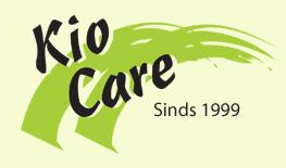 Kiocare logo oud