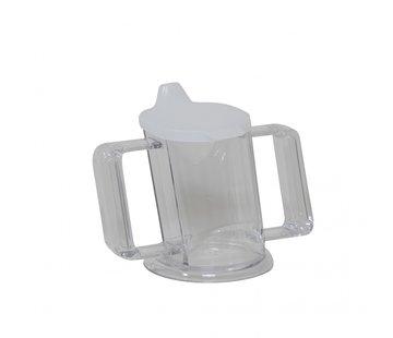 Drinkbeker HandyCup met deksel