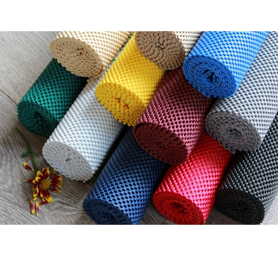 Antislip net rol 30,5 cm breed