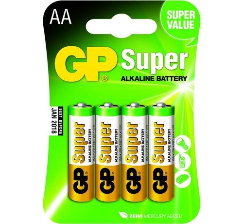 GP AA batterijen