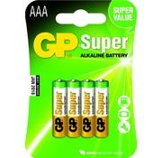 GP AAA batterijen