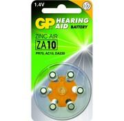 GP Hoorapparaat batterijen ZA10