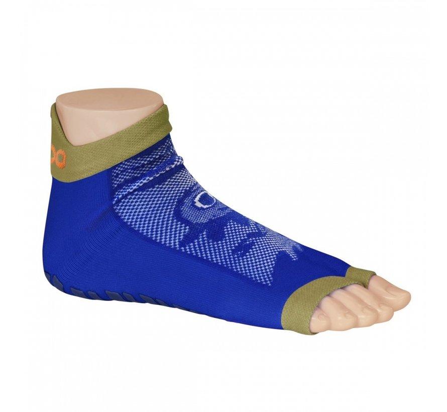 Antislip sokken Kids blauw