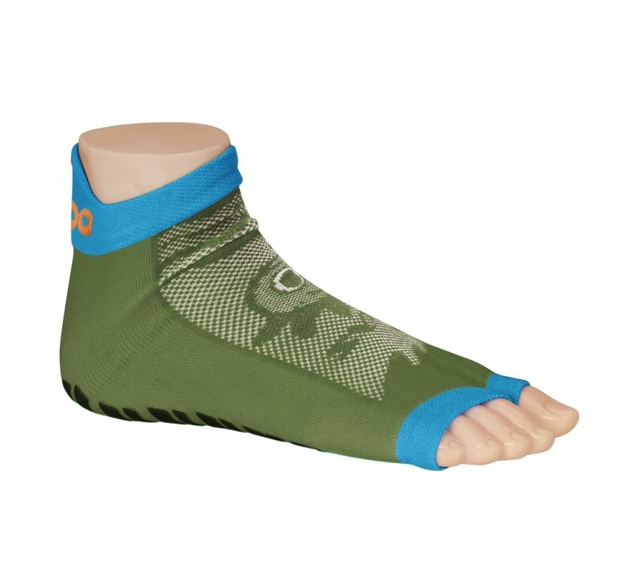 Antislip sokken Kids groen
