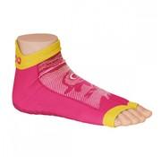 Sweakers Antislip sokken Kids roze