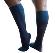Xpandasox Sokken brocade navy blauw