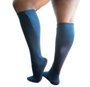 Xpandasox Sokken effen navy blauw