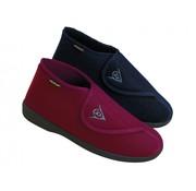 Dunlop Pantoffels heren Albert burgundy