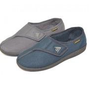 Dunlop Pantoffels heren Arthur grijs