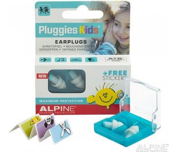 Alpine Oordopjes Pluggies Kids