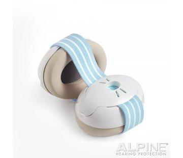 Alpine Muffy Baby oorkappen - blauw