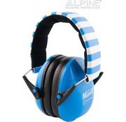 Alpine Oorkappen Muffy blauw