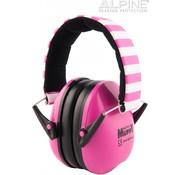 Alpine Oorkappen Muffy roze