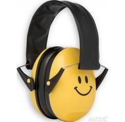 Alpine Oorkappen Muffy smile/geel