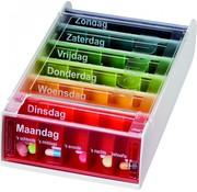 Anabox® Medicijndoosje 7 dagen in een box