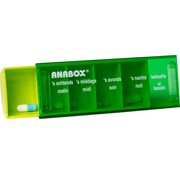 Anabox® Medicijndoosje Dagbox