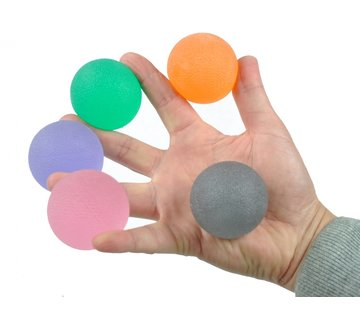 Handtrainer gelbal
