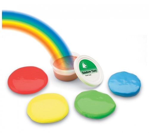 Rainbow Putty Therapeutische klei Medium Soft