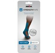 StrengthTape Kinesiotape / Sporttape Mini Kit pre-cut strips enkel + voet