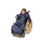 Poncho Wheely Mac kinderen 2 - 6 jaar