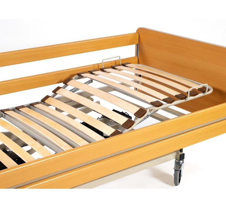 Verzorgingsbed S-4 (hout), schaarbed