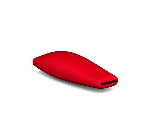 Ornamin Bestek verdikker voor vork en lepel - rood
