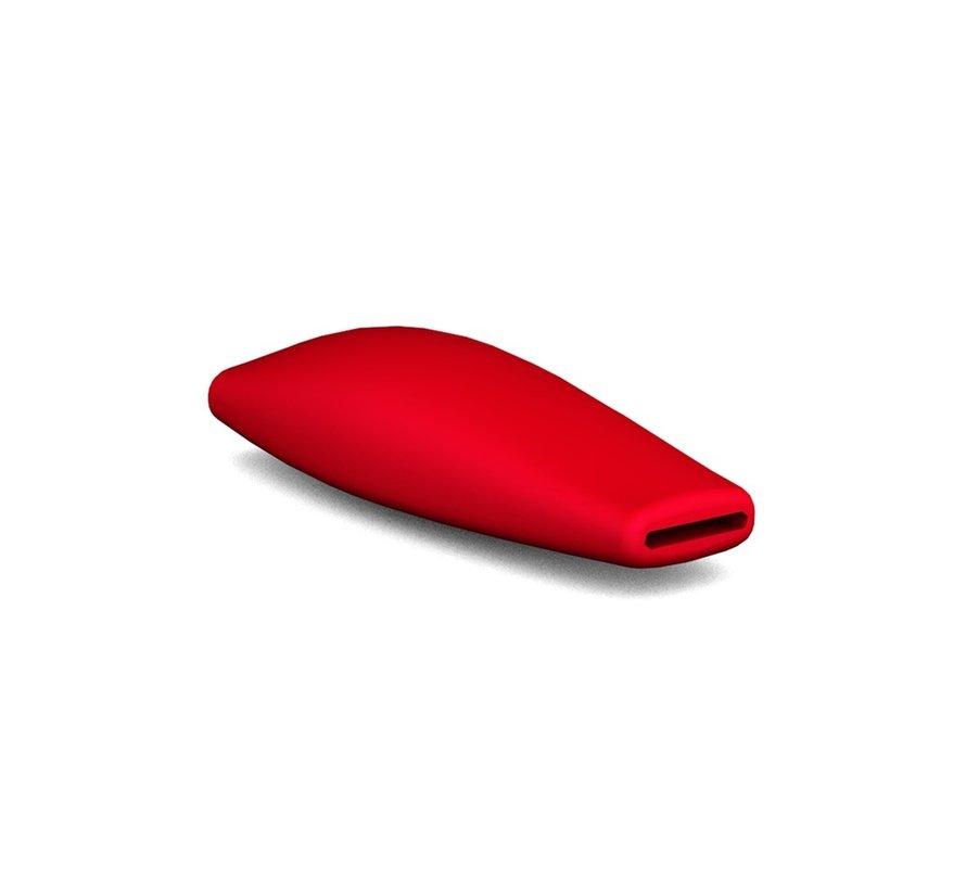 Bestek verdikker voor vork en lepel - rood
