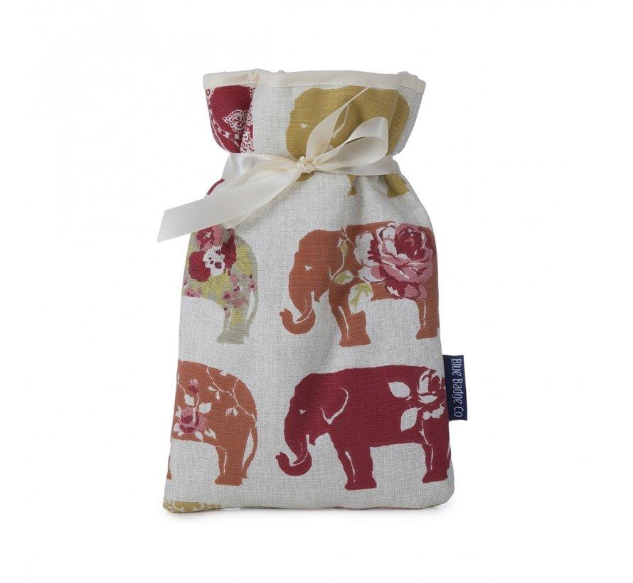 Warmwaterkruiken - mini - olifant Nelly