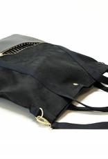 """kaliber fashion Berlin Tasche """"spirit"""" / schwarz"""