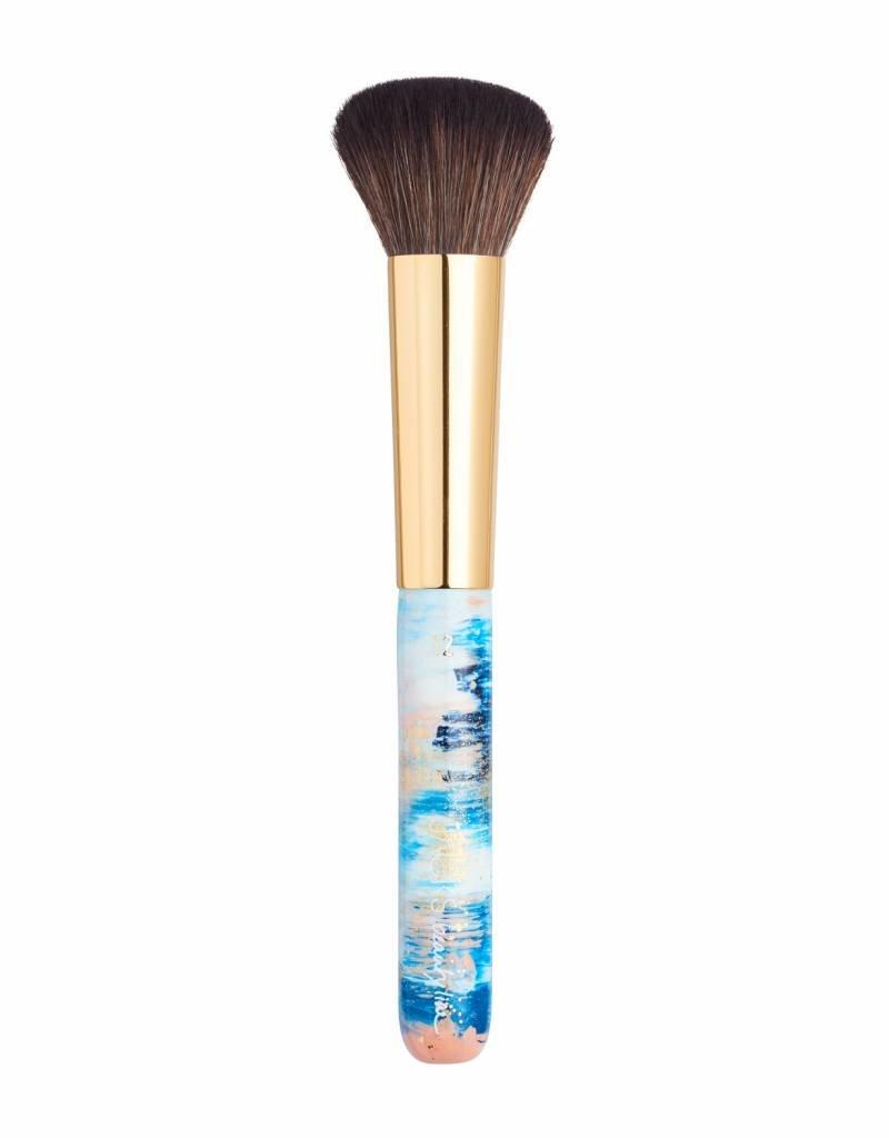 JACKS beauty line Pinsel #12 Foundationpinsel aus 100% veganem Haar