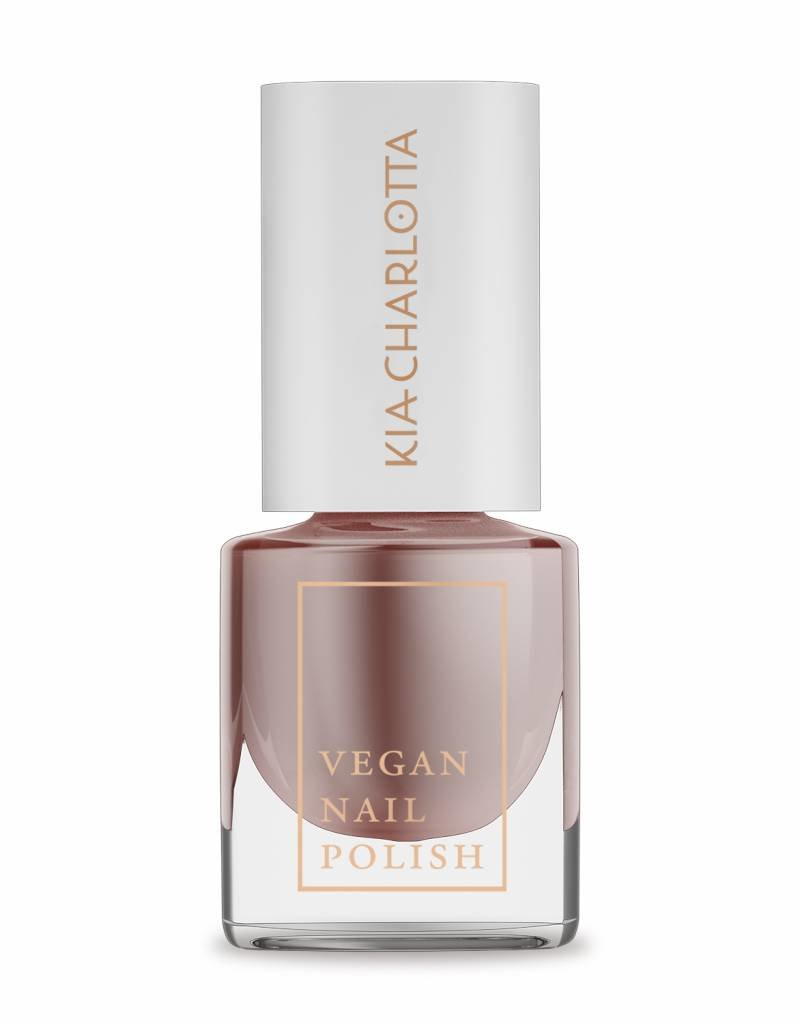 Kia Charlotta Nagellack - Sun-kissed (Rose Gold), 5ml