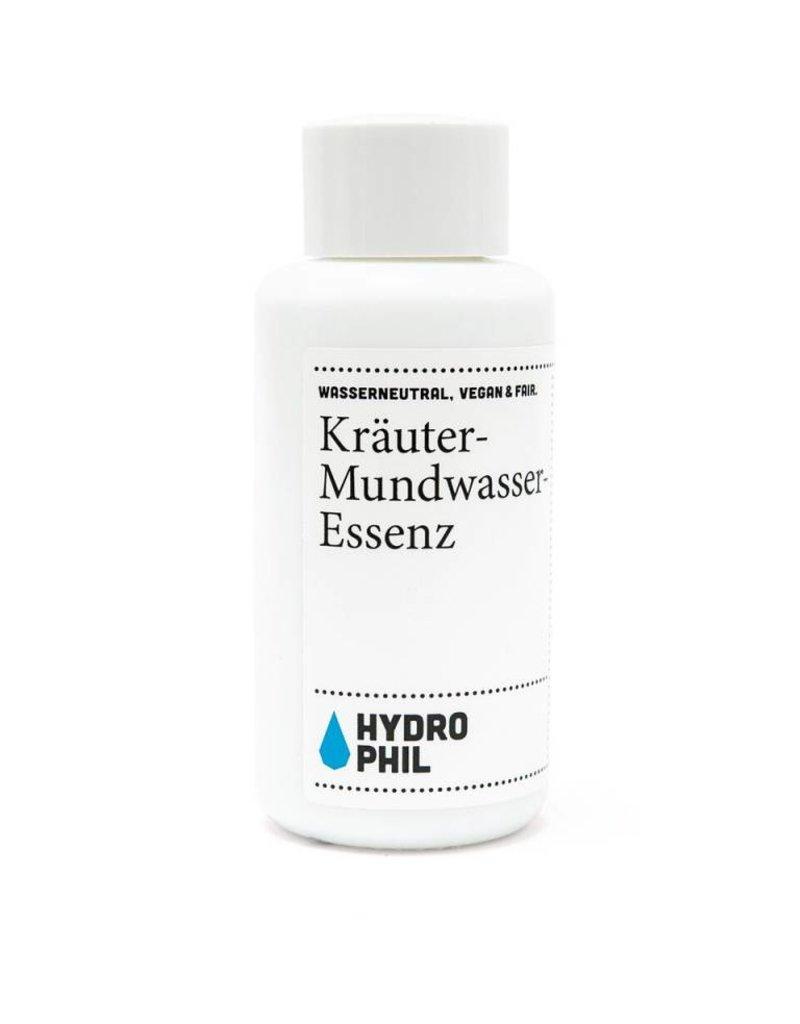 Hydrophil Kräutermundwasser Essenz vegan - 100ml