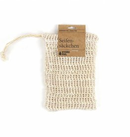 Hydrophil Seifensäckchen aus 100% Sisal