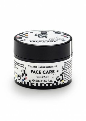 U are OK Gesichtscreme Face Care for Boys
